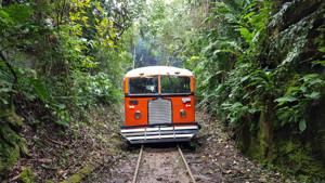 Recuperação da litorina para reativar passeio histórico em Porto Velho está quase concluída