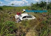 Uma pessoa morre e outras cinco ficam feridas em acidente na BR-364 em Porto Velho