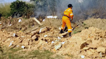 Prefeitura realiza ações de combate a focos de incêndio em Porto Velho