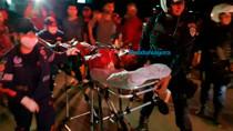 Jovem tenta fugir e é baleado em várias partes do corpo durante tentativa de assalto em Porto Velho