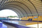 Revitalização da quadra do Três Marias está em fase final em Porto Velho