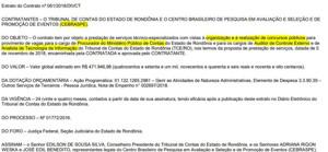 Comissão do TCE já trabalha em edital que vai oferecer 19 vagas com salários de até R$ 35 mil