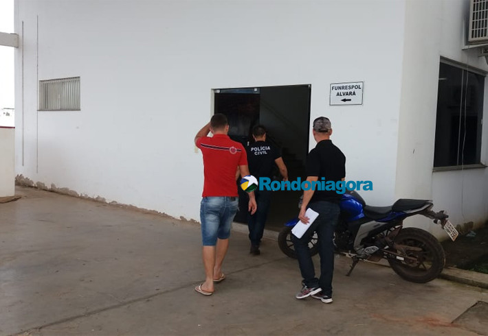 Polícia Civil realiza operação em Porto Velho e cumpre vários mandados de prisão