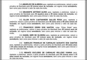 Folha paralela: Tribunal de Justiça absolve 7, reduz pena, mas já decidiu pela prisão de 15 ex-deputados estaduais