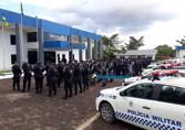 Operação da PM realiza abordagens, prende foragidos e fiscaliza veículos em todo o Estado