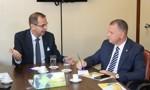 Mosquini pede ao Basa desburocratização do crédito para pequeno produtor