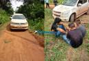 Polícia Civil prende 4, apreende veículos e fecha porto clandestino em Guajará, usado para transporte de carros roubados