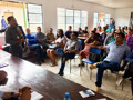 Joelna Holder participa de audiência pública sobre transporte escolar em Porto Velho