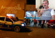 Vídeo: Empresário é morto com tiro na cabeça ao reagir a assalto em comércio, na Capital