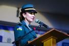No Dia das Mães, tenente da PM fala do desafio de conciliar profissão e família