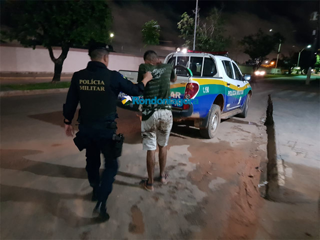 Acusado de estupro é espancado a pauladas após ser reconhecido por vítima no Orgulho do Madeira