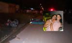 Mulher e filha morrem em grave acidente entre motos no Dia das Mães