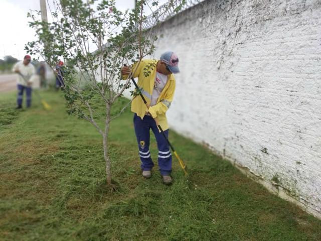 Mutirão de limpeza acontece em vários pontos de Porto Velho