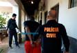 Vídeo: Polícia Civil desencadeia operação para prender bando especializado em roubos a bancos e caixas eletrônicos