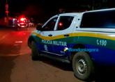Trio de adolescentes é detido com arma de brinquedo após roubo