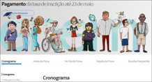 Enem 2019 registra 77 mil inscritos em Rondônia