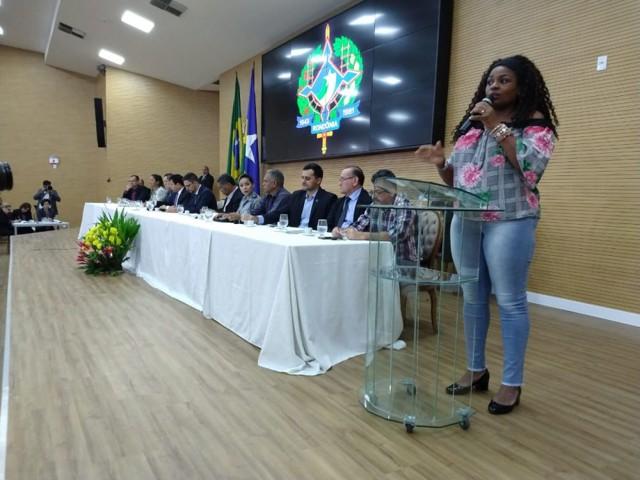 Sintero participa de Audiência Pública na Assembleia sobre segurança nas escolas estaduais e municipais