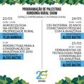CES Rioterra apresenta série de palestras no espaço internacional da Rondônia Rural Show
