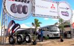 Rovema apresenta linha de ônibus Volare e pneus XBRI na Rondônia Rural Show