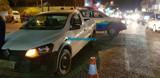 Idoso fica em estado grave após ser atropelado por carro na Capital
