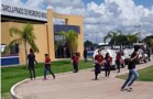 Boato de atirador causa confusão em escola estadual do município de Humaitá