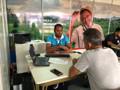 Ceron realiza atendimento comercial na Rondônia Rural Show