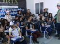 Mais de 300 alunos participaram de aulas com mediação tecnológica até o 3º dia da Rondônia Rural Show