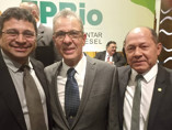 Coronel Chrisóstomo assume vice-presidência da Frente Parlamentar do Biodiesel
