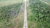 Sem acordo, PRF pode agir para retirar manifestantes de rodovias interditadas em Rondônia