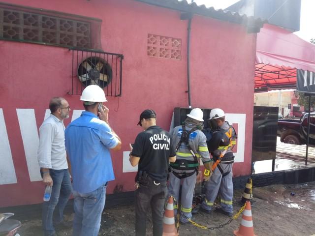 Ceron encontra fraudes de energia em comércios da Zona Leste de Porto Velho