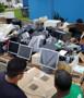 Mais de três toneladas de lixo eletrônico são recolhidas em Ji-Paraná