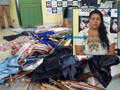 Mulher é presa em Porto Velho suspeita de integrar quadrilha especializada em furtar lojas de roupas no Amazonas