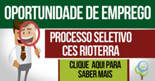 Centro de Estudos Rioterra abre processo seletivo para contratação de educador e extensionista