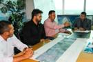 Edesio Fernandes se reúne com diretor-geral do DER na busca por melhorias para a Capital