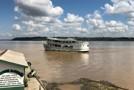 Barco da Justiça parte para o atendimento às populações ribeirinhas