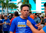 "Vereador Edesio Fernandes destaca a ""Marcha Para Jesus"" e confirma presença"