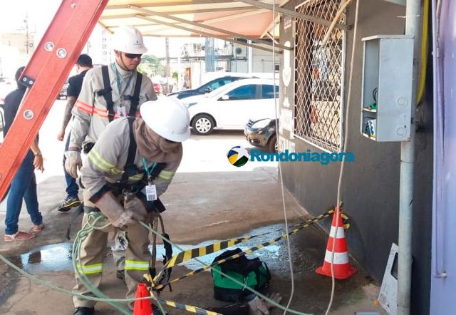 Ceron continua com ações para identificar furtos de energia em residências e comércios de Porto Velho