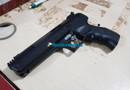 Mulher reage a tentativa de assalto, desarma e atira em bandido na Capital