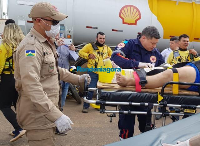 Morre mototaxista que foi atingido por carreta na Capital