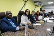 Edesio Fernandes homenageia pastores evangélicos de Porto Velho