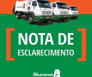 Grupo Amazon Fort esclarece fatos errôneos divulgados em sites jornalísticos de Porto Velho