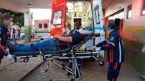 Sargento da PM quase morre atingido por linha com cerol em Porto Velho