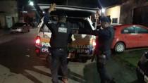 Bandido é preso após roubar R$ 20 mil de posto juntamente com comparsa