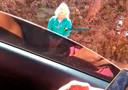 Vídeo mostra ex-presidente do Sintero amarrada e pedindo ajuda