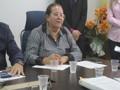 Direção do Sindeprof se reúne com dirigente da Samf e convoca reunião para tratar sobre a Transposição
