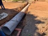 Prefeitura realiza obras de drenagem no bairro Mariana