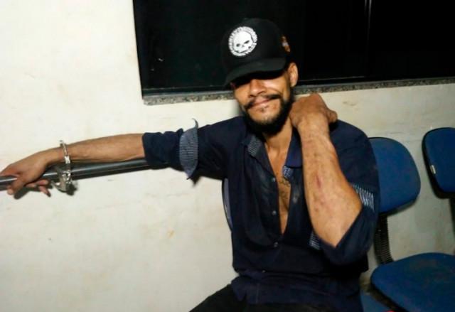Homem é preso logo após matar desafeto a facadas na rodoviária de Ji-Paraná