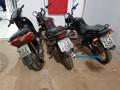Preso trio que adulterava motos roubadas e vendia no OLX