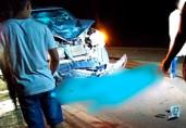 Motorista conduzia moto com lanterna apagada e acaba atropelado e morto