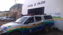 Cadeirante é preso após agredir e ameaçar a ex-esposa na Capital